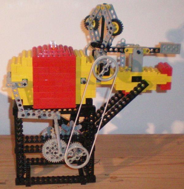 machines met een vliegwiel