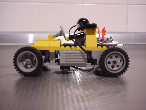 Remote Controlled Lego Cars