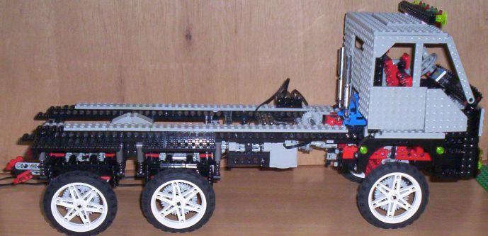 LEGO Truck Trial 6x6